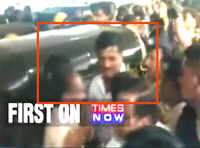 On cam: Thane civic official thrashes auto driver