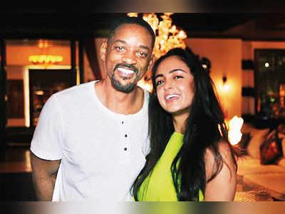 Will Smith attend Samara Madhvani and Aman Mehta's wedding?