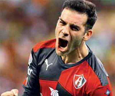 Mexico football star Marquez among 22 sanctioned for drug ties