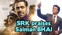 Shah Rukh Khan praises Salman Khan's 'Bharat' trailer