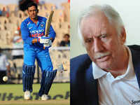 MS Dhoni is still world's best ODI finisher, says Ian Chappell