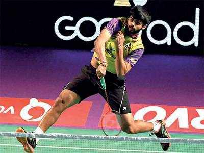 B Sai Praneeth eyes national title to prepare for All England Championship