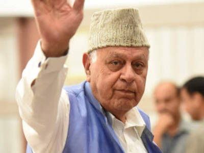 TMC moves adjournment motion notice in LS over Farooq Abdullah's release