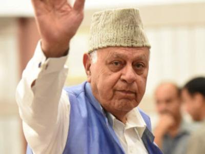 TMC moves adjournment motion notice in LS over Farooq Abdullah's release