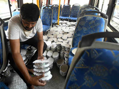 Fearing a scam, BMC scales down food aid