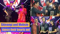 Yeh Rishta Kya Kehlata Hai's 3000 episodes: Shivangi Joshi and Mohsin Khan dance their hearts out