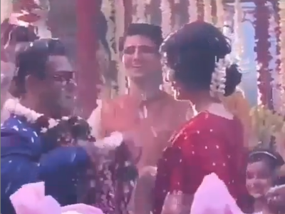 Watch: Salman Khan, Katrina Kaif's wedding video goes viral