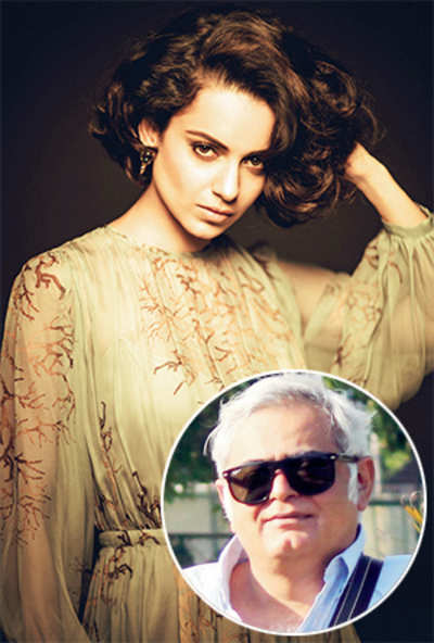 Kangana, Hansal chase after an American dream