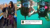 At 83, Waheeda Rehman enjoys snorkeling with daughter Kashvi, Jackie Shroff showers love