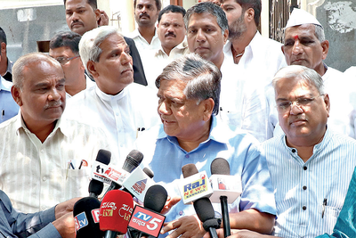 Belagavi brothers keep Chief Minister HD Kumaraswamy government on the edge
