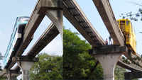 Mumbai monorail suffers yet another breakdown, repair work carried out