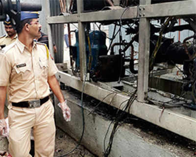 26-yr-old mechanic dies as compressors blow up at AC plant of Ghatkopar mall
