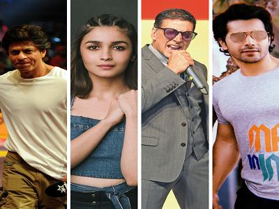 Shah Rukh Khan, Akshay Kumar, Hrithik Roshan, Alia Bhatt, among others join relief work for Kerala