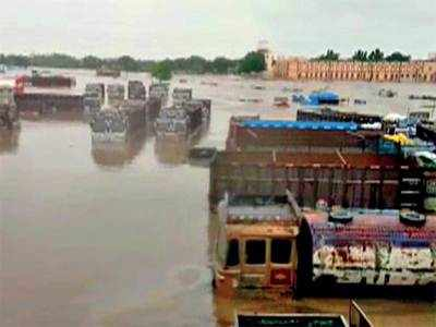 Rains lash Gujarat, 1,000 evacuated