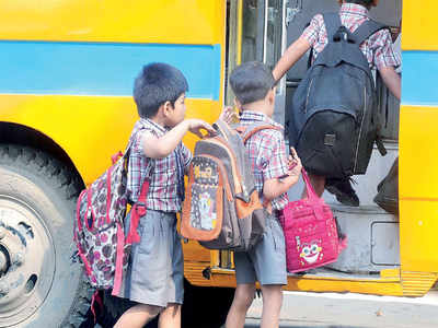 Schools hassled by DCs' queries on kids' transport