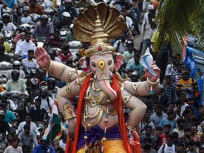 Ganesh festival: Police want mandals to install 5,000 CCTV cameras