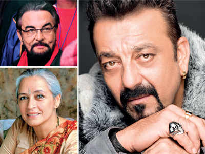 Nafisa Ali and Kabir Bedi to play Sanjay Dutt's parents in Sahib, Biwi and Gangster 3