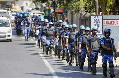RAF controls Anand riots as cops busy in Ahmedabad