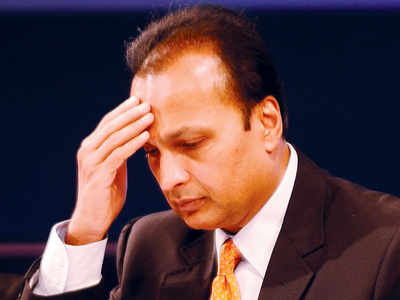 Reliance Communications chairman Anil Ambani, four other directors resign