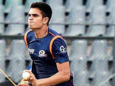 Aakash Tigers snap up Arjun Tendulkar for T20 Mumbai League