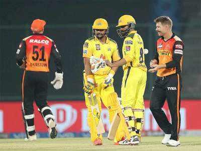 CSK vs SRH Highlights, IPL 2021: Chennai Super Kings beat Sunrisers Hyderabad by 7 wickets