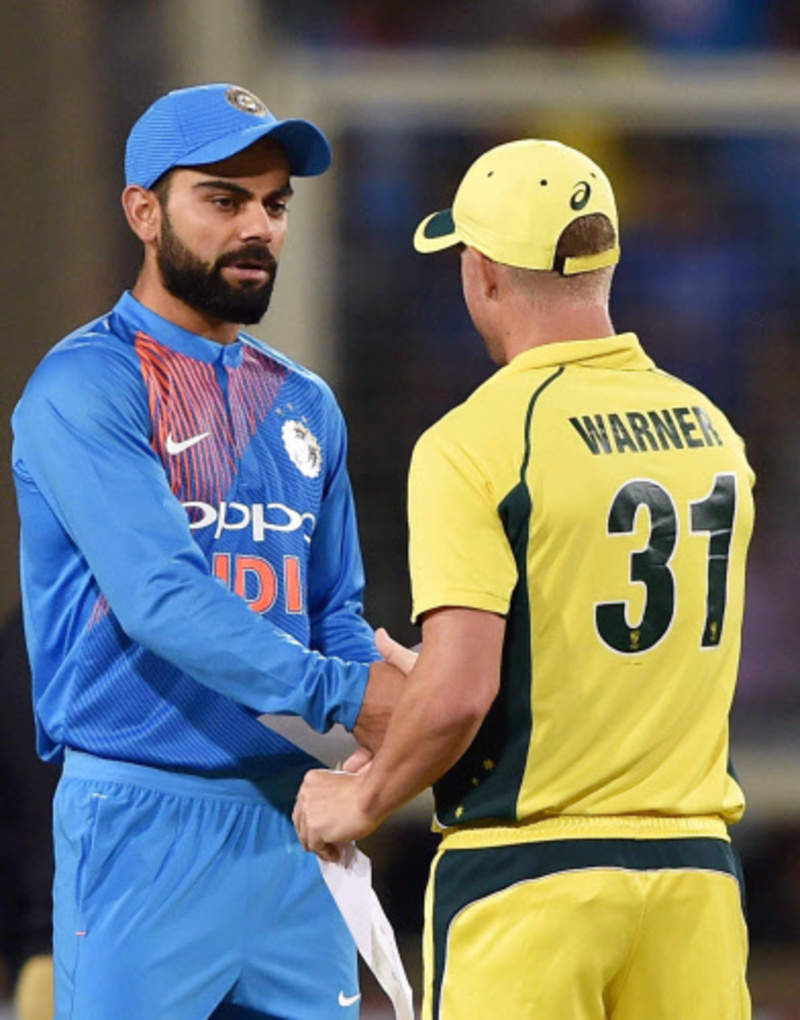 India vs Australia T20: India beats Australia in first match