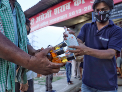 Bengaluru: Shop owner booked after liquor bill worth Rs 52,841 goes viral