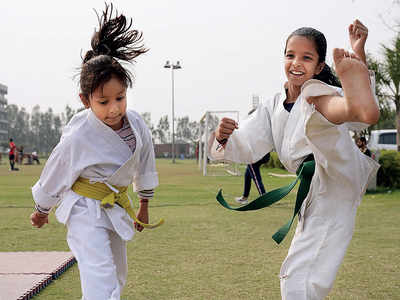 Improve your life with martial arts