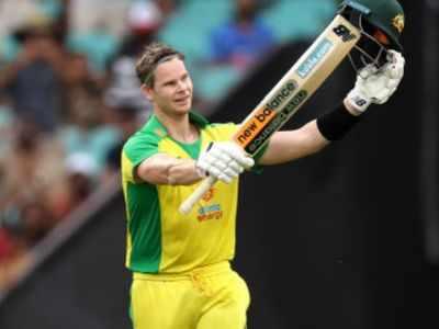 India vs Australia 2nd ODI: Smith, Warner propel hosts to mammoth 389/4