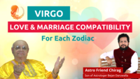 Virgo Love, Marriage and Relationship Compatibility