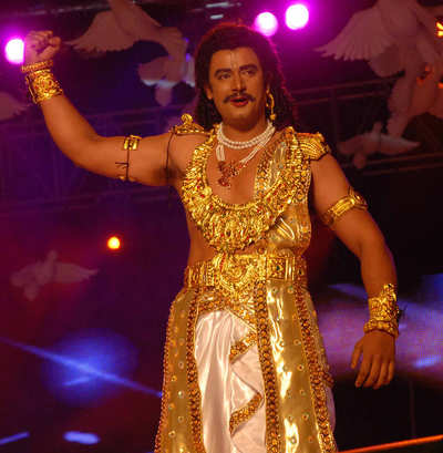 Darshan set to star as Duryodhana in 50th film