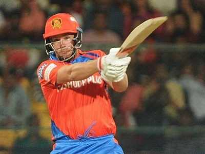 IPL 2018: Aaron Finch of Kings XI Punjab will miss first match and no one's complaining
