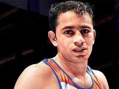 Amit Panghal, Kavinder Singh Bisht and 2 other Indians enter World Men's Boxing Championship
