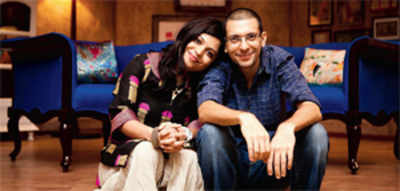 Relative Value: Namrata Kini Radhakrishnan and Vivek Radhakrishnan