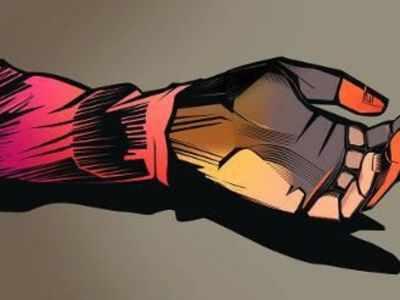 Wrist slashed, plastic bag over head, girl found dead in toilet