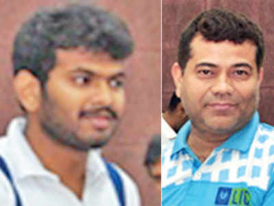 Lalith, Dinesh are chess champions