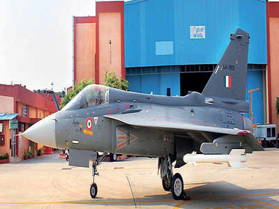 HAL'S LCA Tejas inducted into IAF squadron