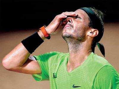 Rafa offers no excuses after shock defeat, admits he didn't play well