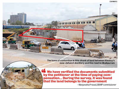 Hilarious blunder: After paying Rs 5.9 cr, Palike realises land owner is BBMP itself