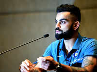 Let wives stay for full overseas tour: Virat Kohli