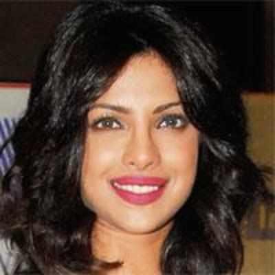 Priyanka breaks her silence