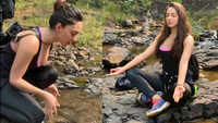 Into the wild! Kiara Advani explores nature