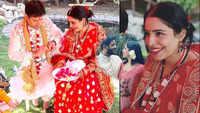 Priyanka's brother Siddharth's ex-fiancée gets married