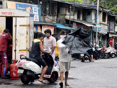 After Covid, Worli Koliwada residents grapple with cyclone