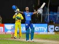 Dhawan rides luck to take DC home against CSK