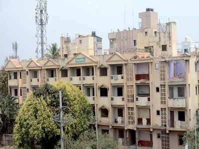 Akshaya Residency in Nagawara is being demolished for the 22-km Nagawara-Gottigere stretch