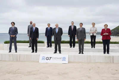 G7 to agree on climate conservation targets as summit ends