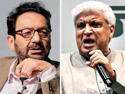 'No shame in meeting a good psychiatrist': Shekhar Kapur tweets his 'fear of intellectuals', Javed Akhtar slams him