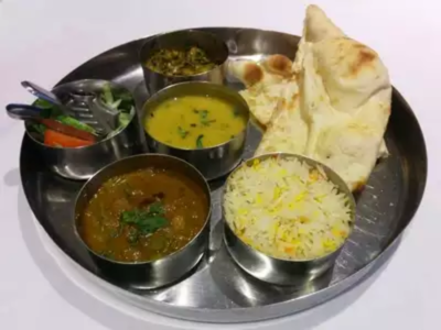 After MVA government's Rs 10 meal, Maharashtra BJP launches 'Deendayal' thali for Rs 30