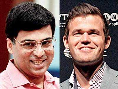 India vs Bangladesh: Viswanathan Anand, Magnus Carlsen likely to ring the customary Eden Gardens bell in historic day/night Test